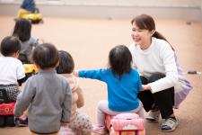 2年間で保育士資格と幼稚園教諭免許を取得できる